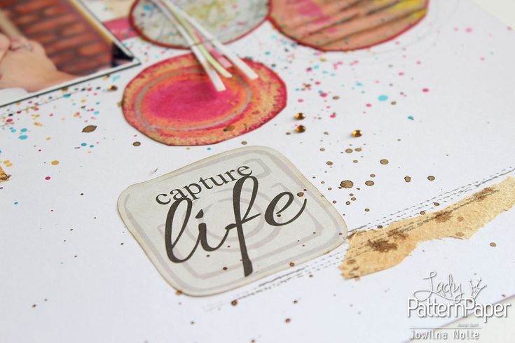 Paper Craft Fun Handmade Card - Step 5