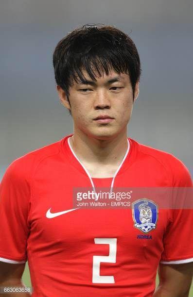 South Korea's Kwang Hoon Shin