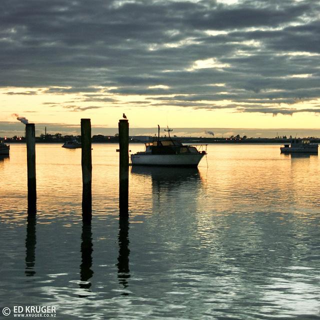 Tauranga Harbour...ed kruger on flickr