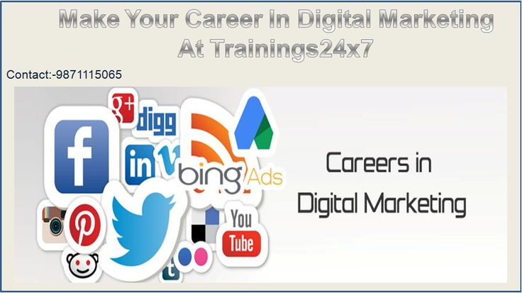 https://flic.kr/p/JdKrp9 | career-in-digital-marketing | DIGITAL MARKETING COURSE OVERVIEW: – Basics to Advanced Course – Training by Industry Experts having more than 7 years of working experience – Affordable Fee – Course Material – Digital Marketing Course Certificate from Trainings24x7 – Live Project / Hands-on Practice – Lab Access – Job Assistance