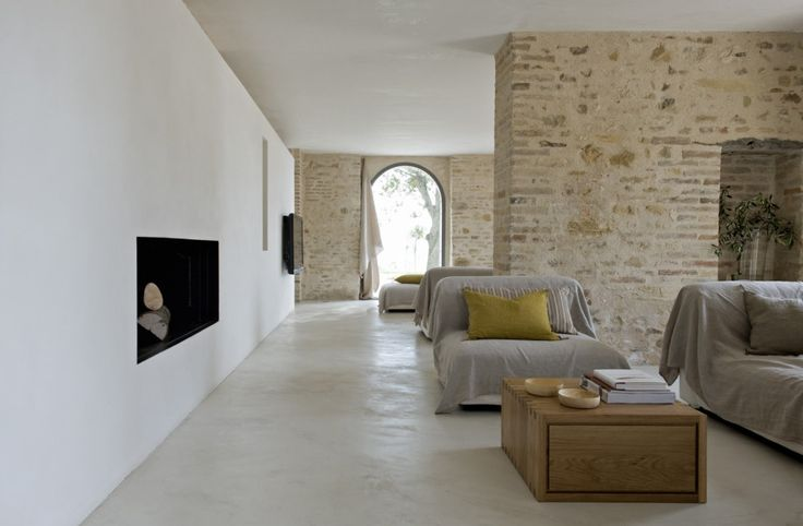 Casa Olivi by Wespi, de Meuron, Romeo Architects – casalibrary