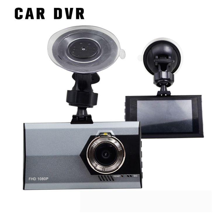 "Baru 3.0 ""lcd night vision ultra-tipis mobil kamera mobil dvr 1080 p full hd perekam video registrar motion detection dash cam 8062"