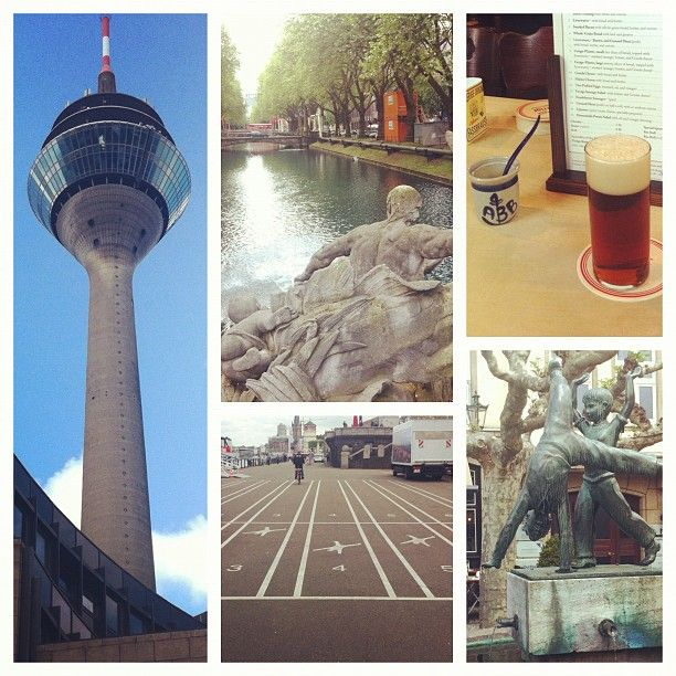 Dusseldorf Tourist Attractions and Sightseeing