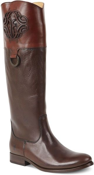 Frye ~ #brown #leather #boots