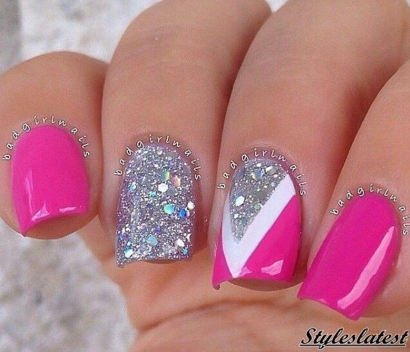 Best Summer Acrylic Nail Art Design Ideas For 2016: 78 Best Images About Nail Art Designs On Pinterest