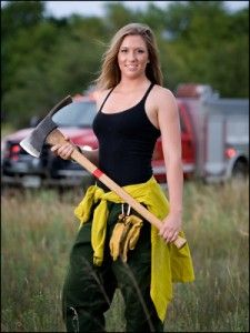 1000 Images About Firefighter Woman On Pinterest Mma