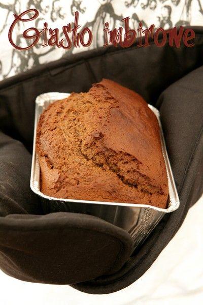 Ciasto imbirowe z mąki razowej