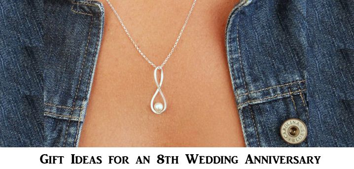 Gift Ideas For 8th Wedding Anniversary