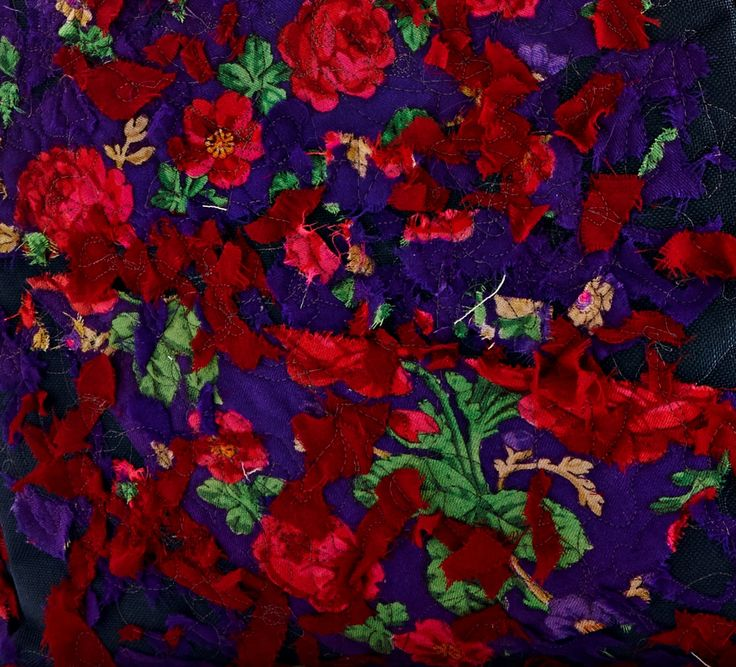 Romani Unique pattern 2014 gypsy roma style rose fashion textile rose inspiration hungary budapest
