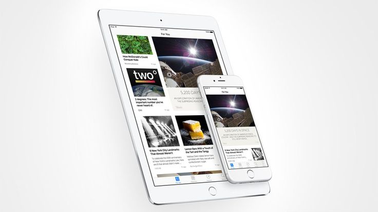 Apple News will let advertisers post sponsored articles