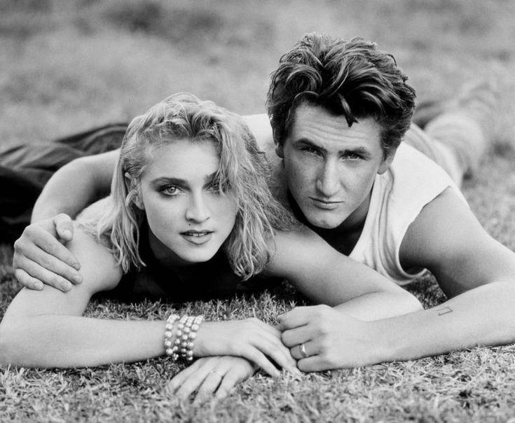 Мадонна и Шон Пенн: большая любовь в плохое время