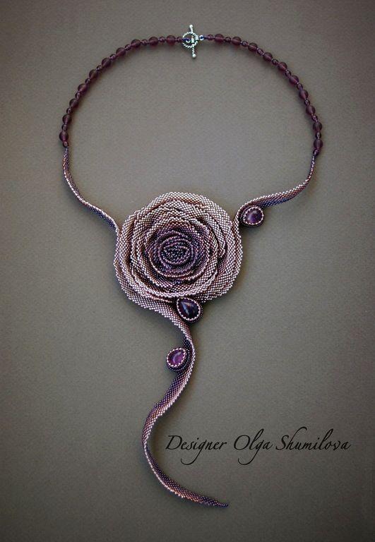 Rose by Olga Shumilova