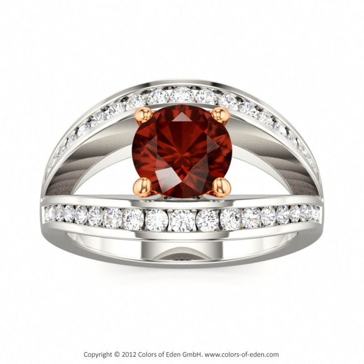 Engagement Rings from Colors of Eden