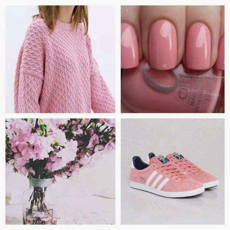 #Orly #Nails #uñas #esmalte #rosa #pink