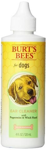 Burt's Bees for Dogs Ear Cleaner, 4 fl. oz. - All Things German Shepherd