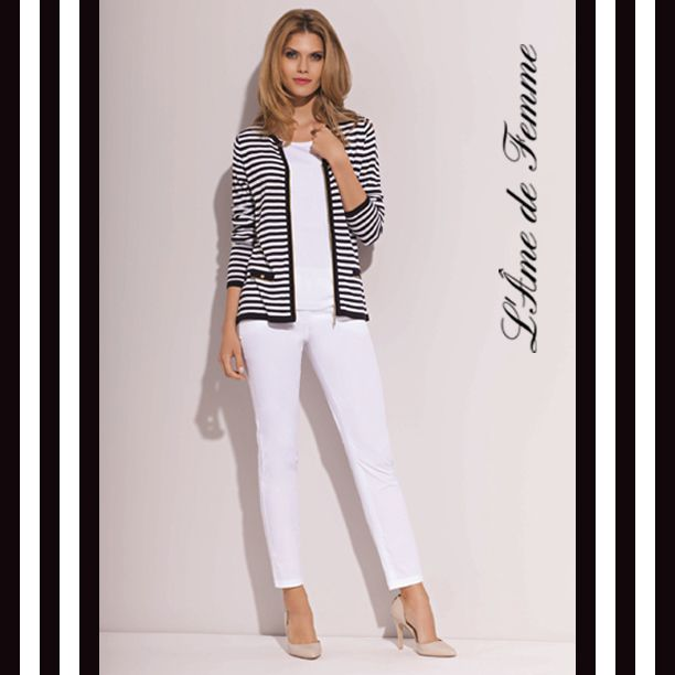 there is a strips style from L`Ame de Femme