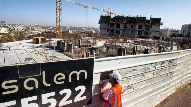 1200 nye jødiske bosetninger stanser ikke fredssamtaler - Aftenposten