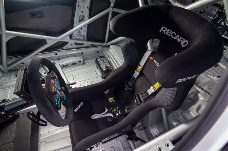 Opel Astra TCR Racing Version Interrior