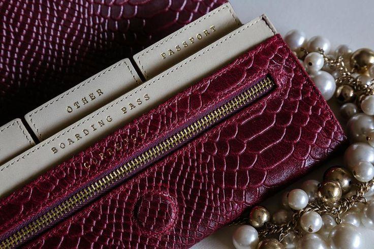 Brocdeco en Beauty Brunch Blog bolsas para viajar y guardar tus documentos