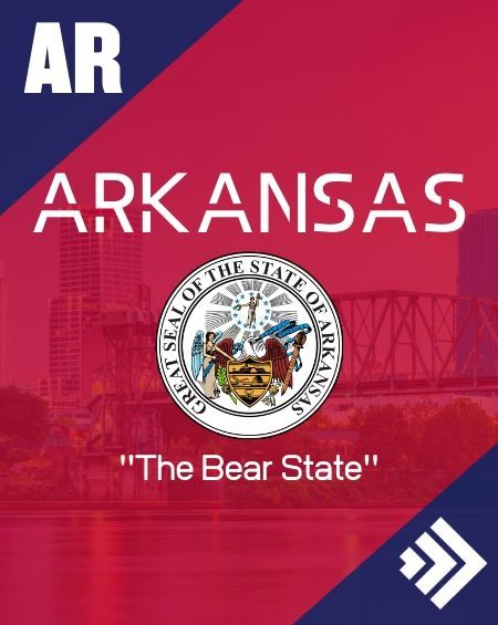 what is the abbreviation of arkansas
