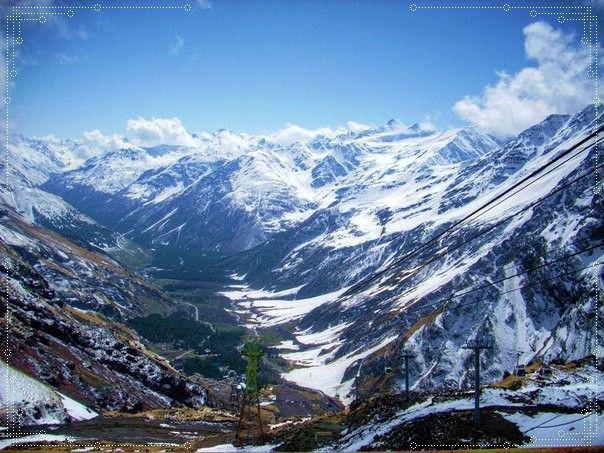 Красоты Кавказа