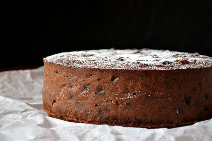 Traditional Fruit Cake Recipe