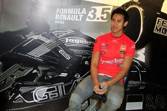 Sean Gelael Siap Hadapi World Series Formula Renault 3.5 - Hilite News - Racing 4 Autonews | 4W Motorsport News