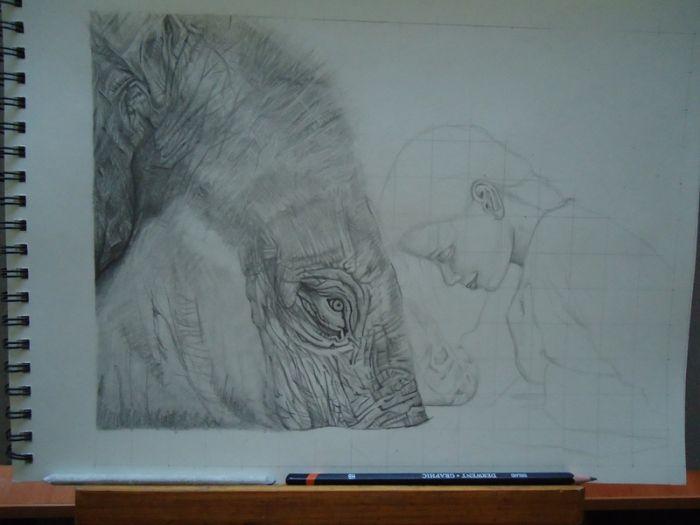 Http://profile.ak.fbcdn.net/hprofile-ak-ash2/41759_1763728823_7515_n.jpg. Linda Huber es una maestra del carboncillo. Http://www.alladolls.ru/gallery2/d/79135-6/linda-huber-pencil-art-43.jpg. Es una mujer de 50 años que se especializó en dibujos con... - musicstarfan21