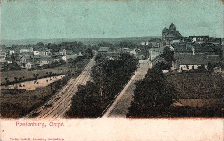 Rastenburg.