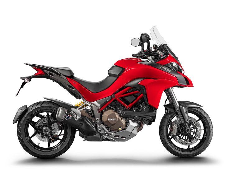 2017 Ducati Multistrada 1200 (Sport Pack)