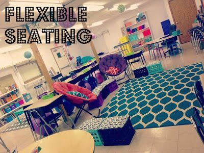 The Snarky GingerSnap: My Flexible Seating Classroom