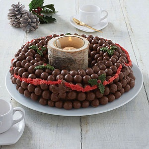 Malteser wreath - YUM