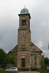 St. Mauritius (Ibbenbüren) – Wikipedia