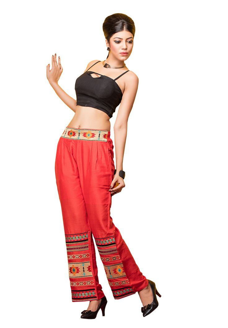 Fashionable Palazzo only on - www.sareeexotica.in