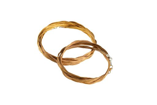 "Accessories from waste ""Bracelet"" / SUWADA Blacksmith Works, Inc."