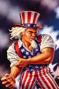 The strength of We The People........: Uncle Sam, Blue, People Th, Strength, Red White, Rolls, American People, People Let Throw, Agenda 21
