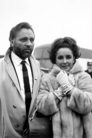 The 41 most stylish couples of ALL time: Richard Burton and Elizabeth Taylor