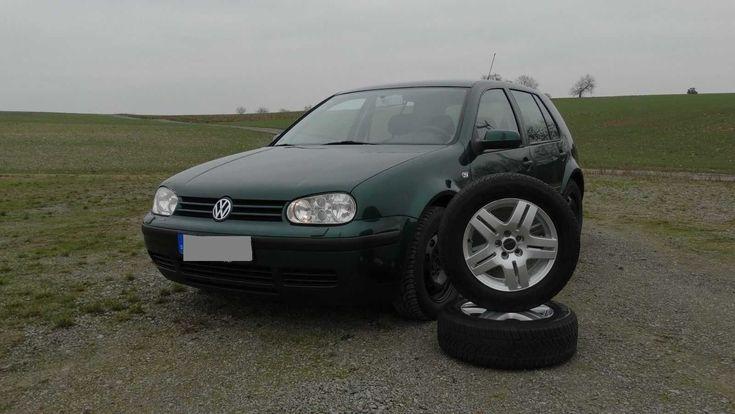 VW Golf 1.6 16V
