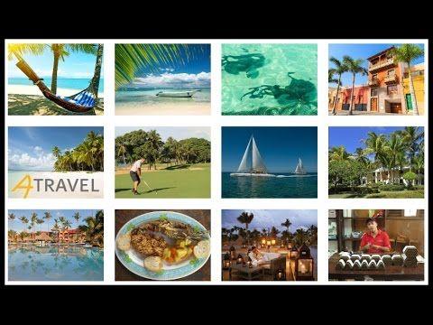Paradiset - Den Dominikanske Republik - YouTube