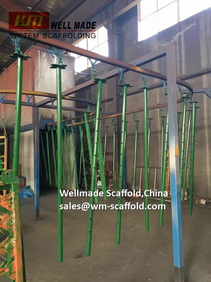 Steel Scaffolding Manufacturers : China scaffolding manufacturers shoring props for