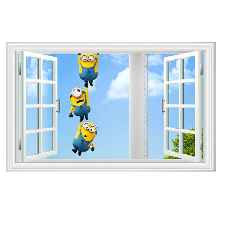 7 Knds 3D Despicable Me 2 Minions Wall Stickers Floor Stickers Children's Room Wall Stickers Creative 3D Minions Decals For Kids♦️ SMS - F A S H I O N 💢👉🏿 http://www.sms.hr/products/7-knds-3d-despicable-me-2-minions-wall-stickers-floor-stickers-childrens-room-wall-stickers-creative-3d-minions-decals-for-kids/ US $1.88