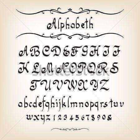 Pismo Kaligraficzne sztuka wideo - ClipartLogo.com