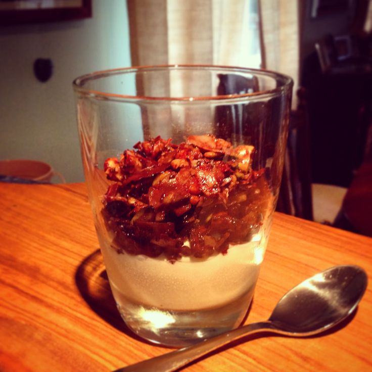 I have been kicking my sugar cravings lately with this oh-so-delicious cacoa nutty granola. I found the original recipe in Sarah Wilson's I Quit Sugar for Life and I have modified it for the …