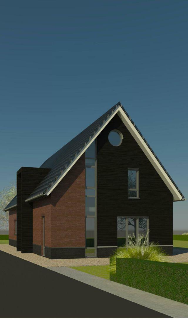 Mijn Toekomstige Huis Door Woonsubliem Barn Pinterest
