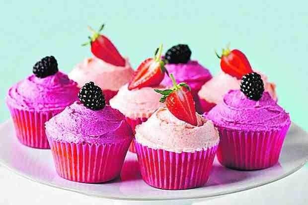 Cupcakes by Rachel Allen