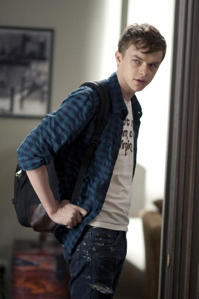 Dane Dehaan is the new Harry Osborn in 'The Amazing Spider-Man 2'