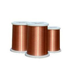 Compared with the copper enameled wire, enameled aluminum wire is easier to winding, also there is a solid oxide film on the surface of enameled aluminum wire, which make it has a good insulating effect, a long life.