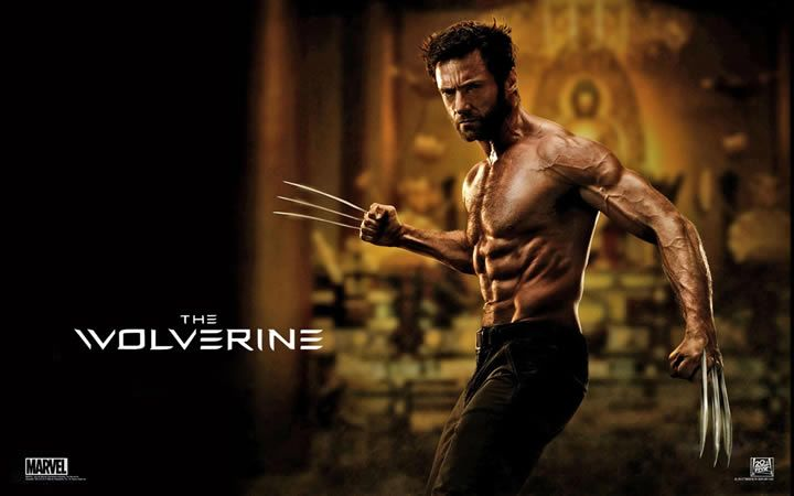 The Wolverine Diet | Seven protein-rich meals a day and peppermint tea. First meal? Egg whites at 4am.  I get up at 4am and eat egg whites, then every three hours after that. I have a combination of protein or steamed vegetables and brown rice. Then after midday, no rice or carbohydrates. It's just vegetables and meat or fish.""