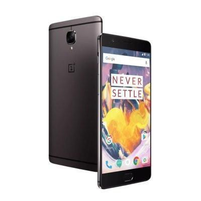 OnePlus 3T Android Smartphone, Android 6.0, 6GB RAM, 4G Mobile Phone