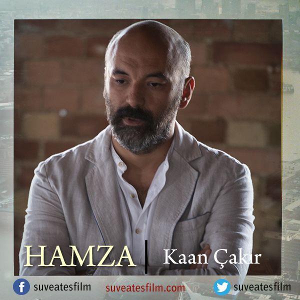 Su ve Ateş | Oyuncular & Cast #suveates  Hamza - Kaan Çakır